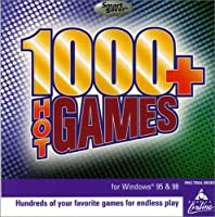 1,000 Hot Games (Jewel Case) (輸入版)