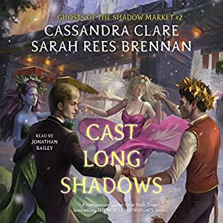 Cast Long Shadows audiobook cover art