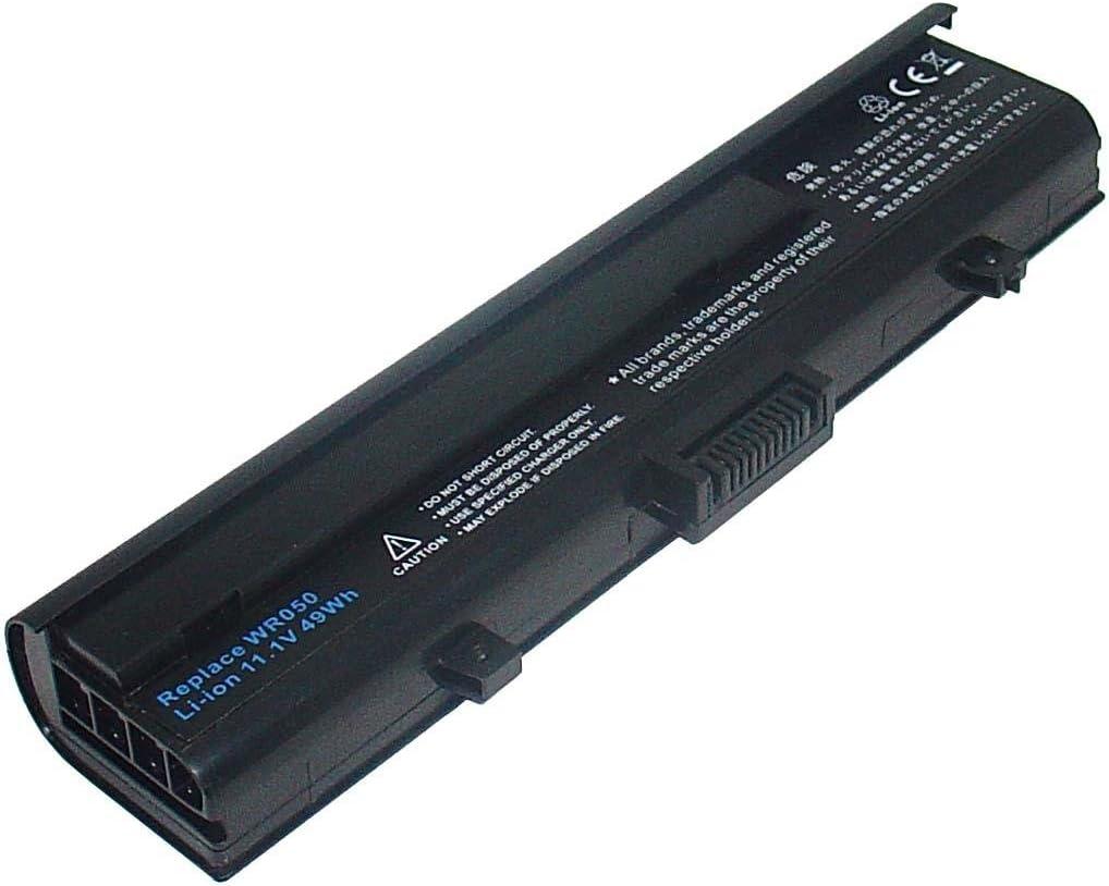 11.10V 4400mAh Black Laptop Battery Popular popular Dell 1318 Inspiron for XPS Max 41% OFF