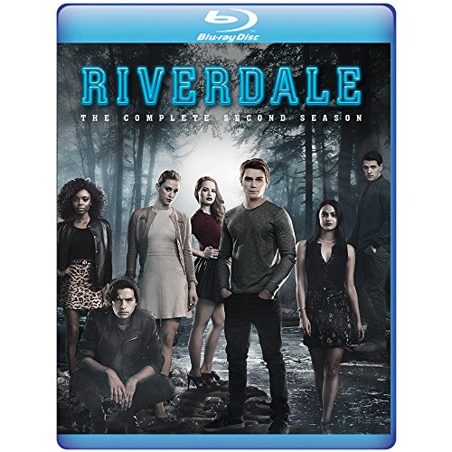 Locandina Riverdale: Complete Second Season (5 Blu-Ray) [Edizione: Stati Uniti]