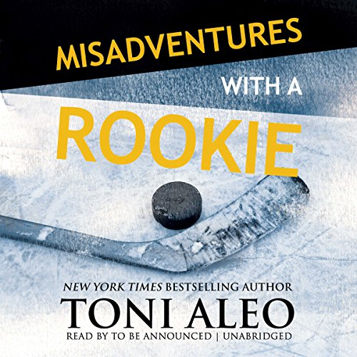 Misadventures with a Rookie cover art