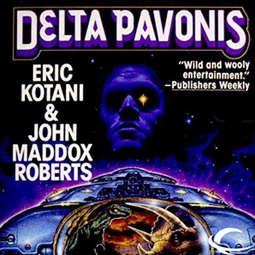 Delta Pavonis audiobook cover art