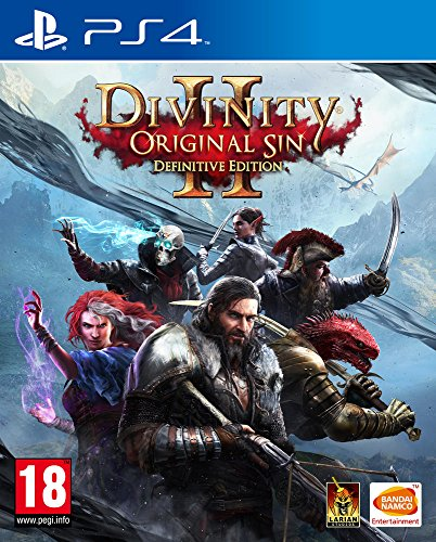 Divinity: Original Sin 2 - Definitive Edition [Importación francesa]