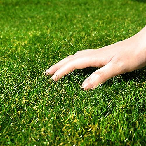 アイリスオーヤマ 国産 人工芝 1m×10m 芝丈3cm 防カビ仕様 ベランダ お庭 ふかふかな質感と本物のような触り心地 IP-30110