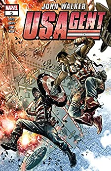 U.S.Agent (2020-) #5 (of 5) by [Christopher Priest, Marco Checchetto, Georges Jeanty]