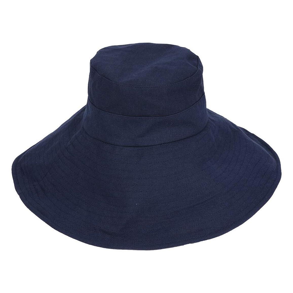 ラップ社会科知覚できる漁師帽 ROSE ROMAN 帽子 レディース UVカット 帽子 UV帽子 日焼け防止 軽量 熱中症予防 取り外すあご紐 つば広 おしゃれ 可愛い 夏季 海 旅行 無地 ワイルド カジュアル スタイル ファッション シンプル 発送