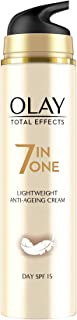 Olay Total Effects 7 in 1 Lightweight Anti Ageing Moisturizer Cream SPF 15, 50g