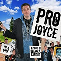 Pro Joyce audio book