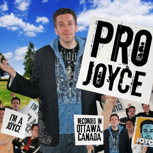 Pro Joyce audiobook cover art