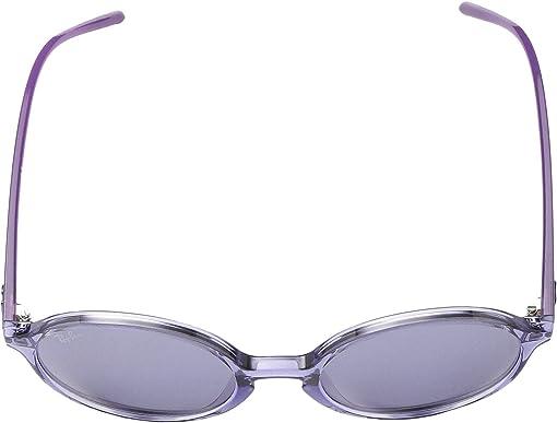 Transparent Violet