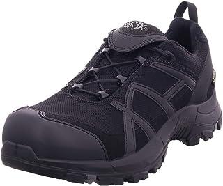Haix Black Eagle Safety 40.1 Low/Black-Black Moderne-Sportif, Design combiné avec la Technologie de sécurité innovante