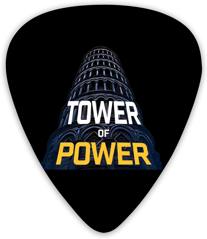 Carulest Tower Of Power Popular overseas 351 Shape Picks Pack 12 El For Japan Maker New Premium