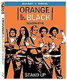 Orange Is the New Black: Season Five [Blu-ray]