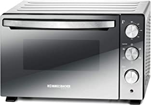 Rommelsbacher BGS 1500 Back & Grill Four Inox 30 l
