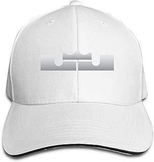 Wilhelm Unisex Classic Bobby-Orr-Boston-AIR Adjustable Baseball Cap Black