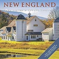 New England 2020 Travel & Events Calendar