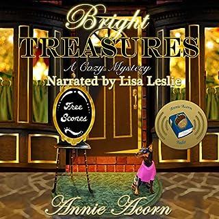 Bright Treasures audiobook cover art