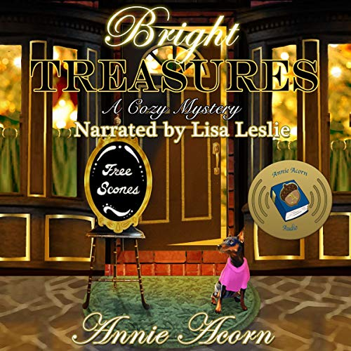 Bright Treasures audiobook cover art