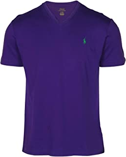739ff06a8516 POLO RALPH LAUREN Men s Classic Fit V-Neck T-Shirt Cotton (Medium