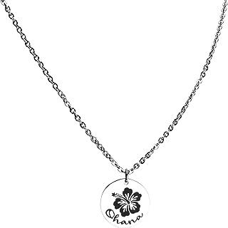 lilo and stitch ohana necklace