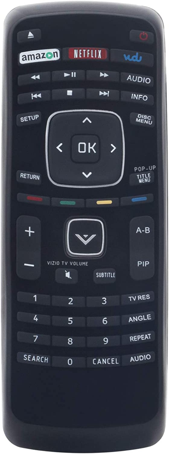 Rare New XRB100 Replaced Remote Control for Long Beach Mall VIZIO DVD 3D Blu-ray Play