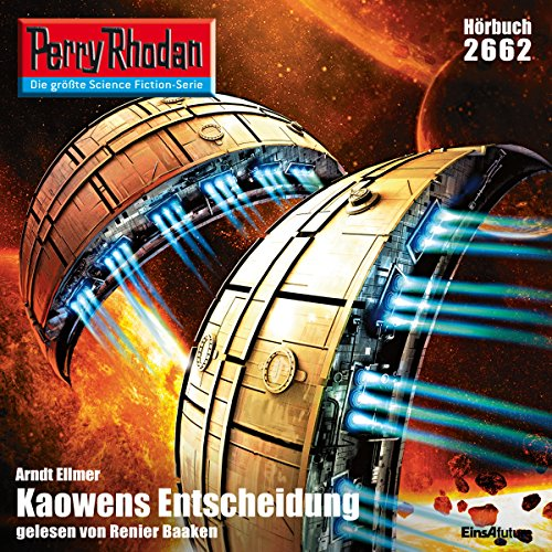 Kaowens Entscheidung audiobook cover art