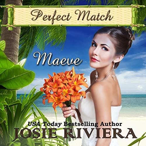 Maeve audiobook cover art