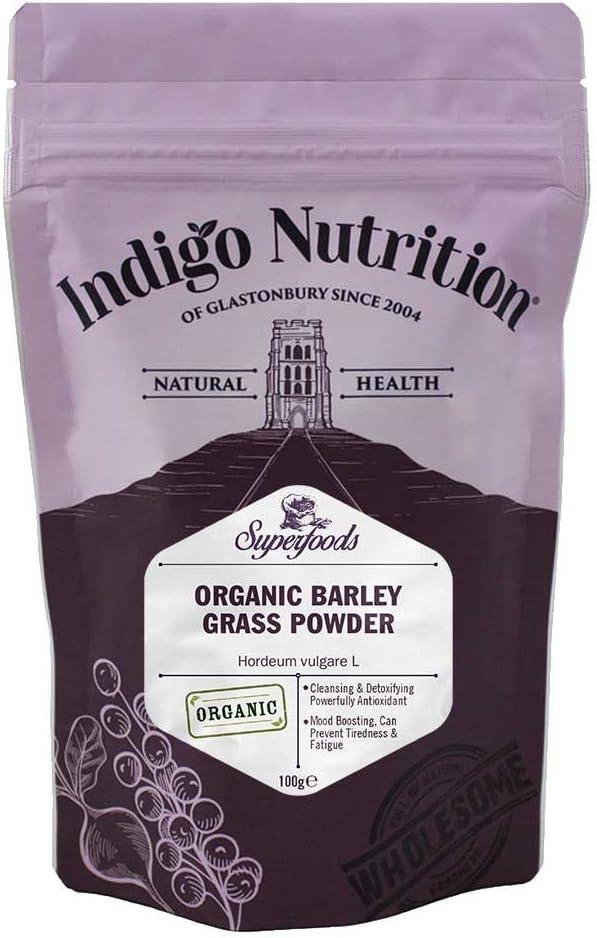 Orgánica Hierba de Cebada en Polvo 1kg