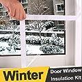 Loobani Extra Thick Window Insulation Kit