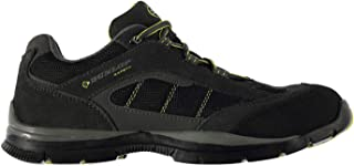 Mens Durable Laced Safety Lowa Shoes Boots Workwear