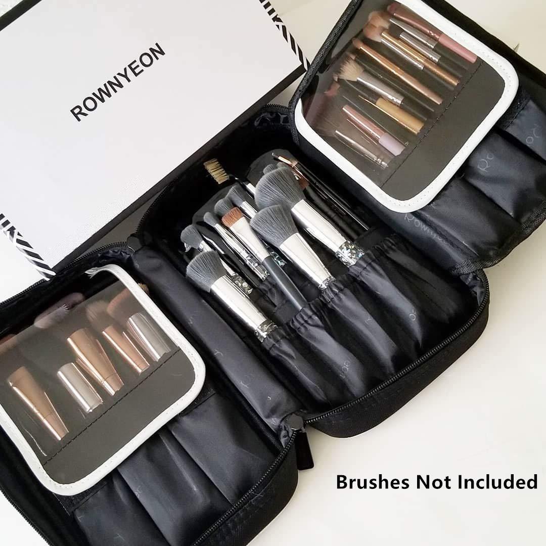 ROWNYEON Makeup sold out Brush Bag Holder Rare B MakeupTravel