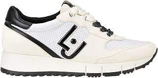 LIU JO Luxury Fashion Womens MCGLCAK0000B7041E White Sneakers | Season Outlet