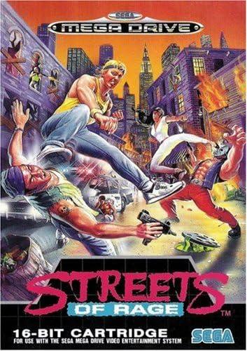 Street Of Rage [Megadrive FR]