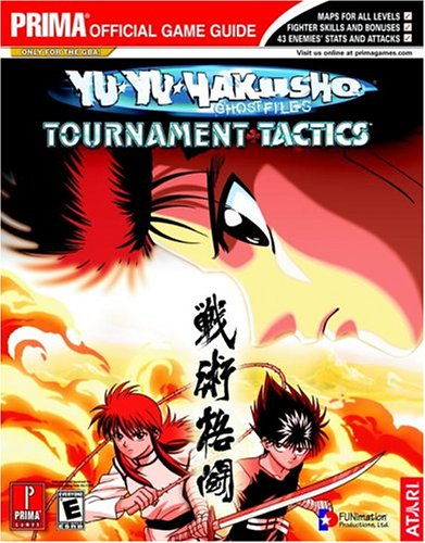 Yu-Yu Hakusho Tournament Tactics