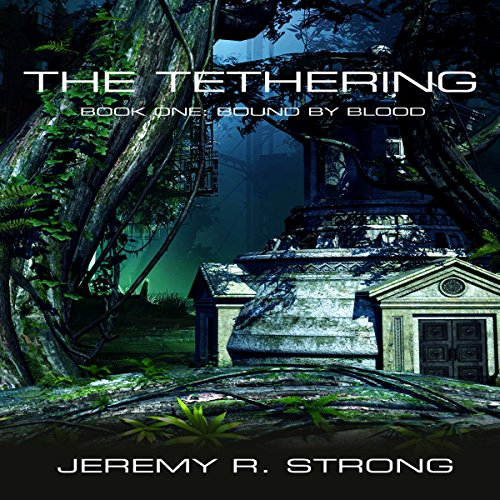 The Tethering audiobook cover art