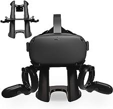 Supporto VR supporto per cuffie e supporto per controller per Oculus Rift S / Oculus Quest