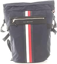Tommy Hilfiger Elevated Rolltop Backpack for Men - Navy