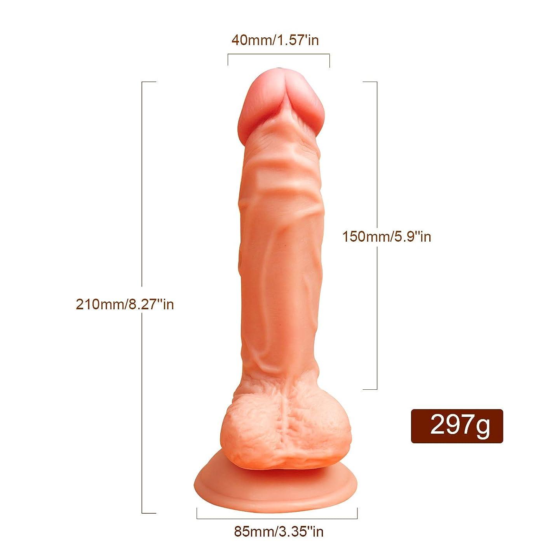構成員硬い費やすRSZ-c 8.27インチ完璧なサイズのリラクゼーションマッサージ女性の個人的なおもちゃ