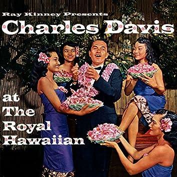 Ray Kinney Presents Charles K. L. Davis at the Royal Hawaiian