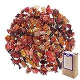 Núm. 1178: Té de frutas 'Vainilla rosada' - hojas sueltas - 100 g - GAIWAN® GERMANY - piña y papaya, manzana y fresa, hibisco