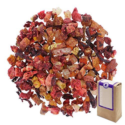 Núm. 1178: Té de frutas 'Vainilla rosada' - hojas sueltas - 250 g - GAIWAN® GERMANY - piña y papaya, manzana y fresa, hibisco
