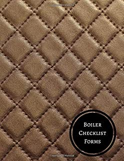 Best boiler checklist forms Reviews
