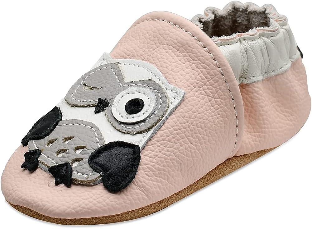 iEvolve Super sale Baby Girls Boys Soft Shoes Toddler Sole Cheap sale