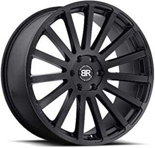 BLACK RHINO SPEAR 20x9.0 6/139.7 ET15 CB112.1 MATTE BLACK