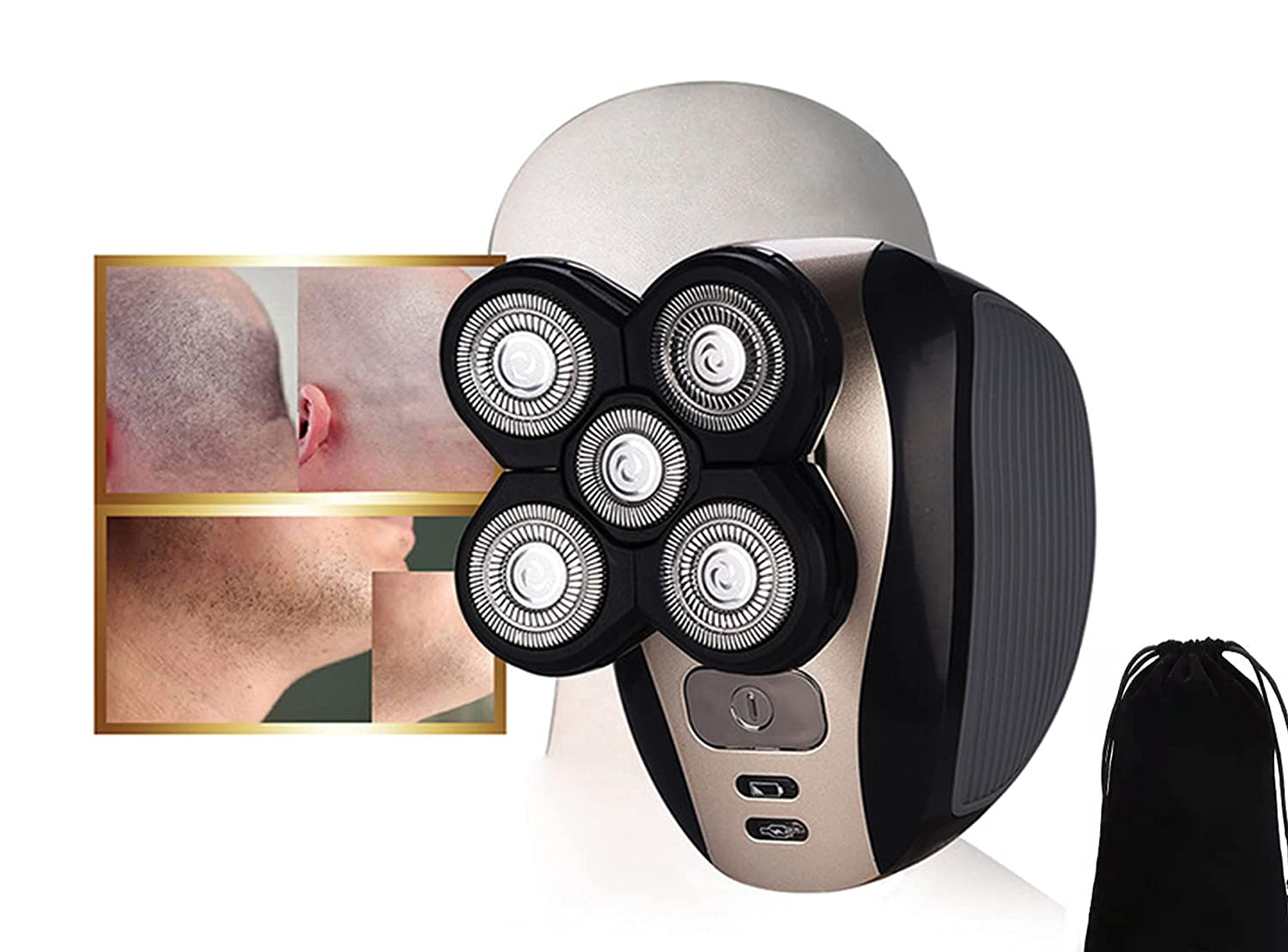 Men's Electric Shaver Flex 360 5 Multifunctional Rotary Ranking TOP13 Super sale in1