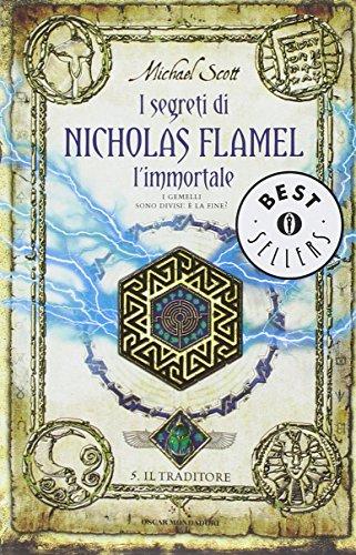 Il traditore. I segreti di Nicholas Flamel, l'immortale: 5