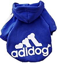 Idepet Soft Cotton Adidog Cloth for Dog
