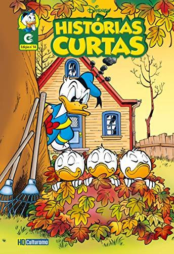 HQ Disney Histórias Curtas Ed. 14 (Portuguese Edition)