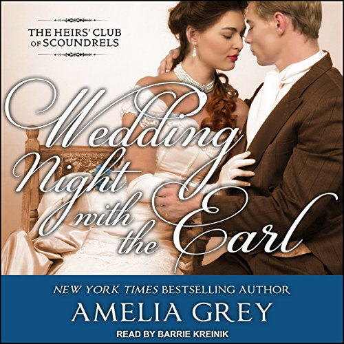 Wedding Night with the Earl audiobook cover art