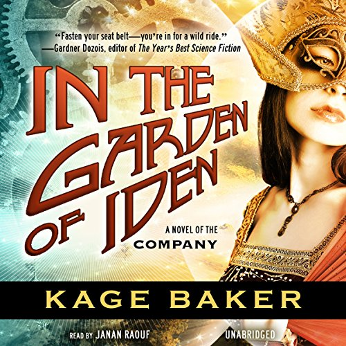 In the Garden of Iden audiobook cover art